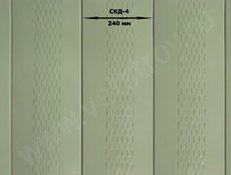 Металлические фасадные (стеновые) панели из оцинкованной ...